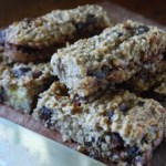 Date and Banana Traybake (Wheat, Dairy and Sugar Free!)