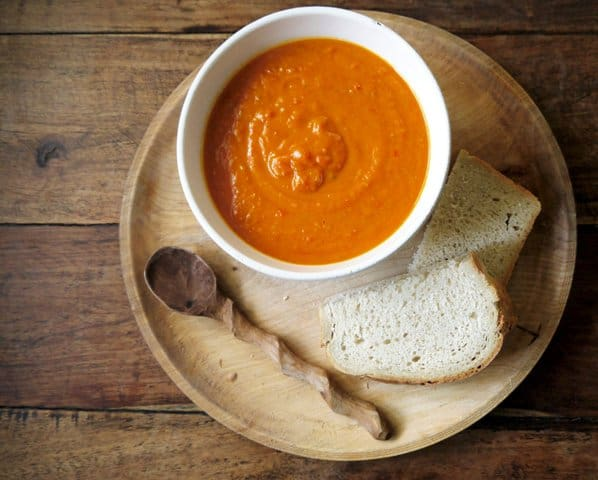 Red Pepper & Tomato Soup