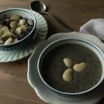 Red Kale & Butter Bean (Lima Bean)
