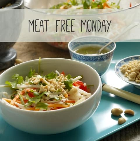 Some tempting & unusual vegetarian recipes perfect for Meat Free Monday  | The Hedgecombers