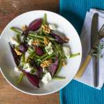 Roast Baby Beetroot Salad