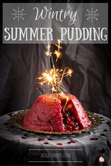Wintry Summer Pudding
