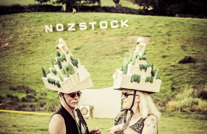 WIN Family Tickets to Nozstock Festival