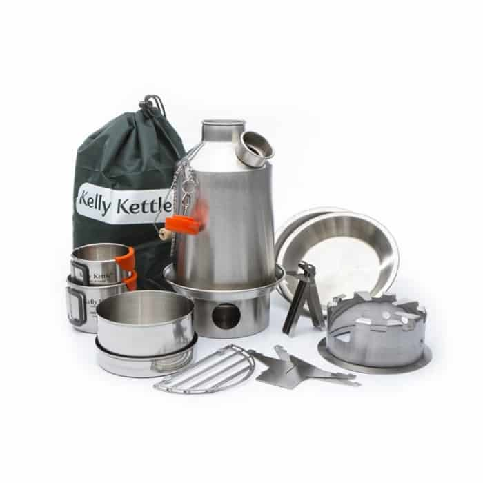 WIN a Kelly Kettle Ultimate Scout Kit