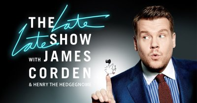 Children's books | Henry the Hedgegnome | with James Corden