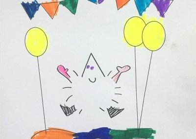 Ava – aged 4