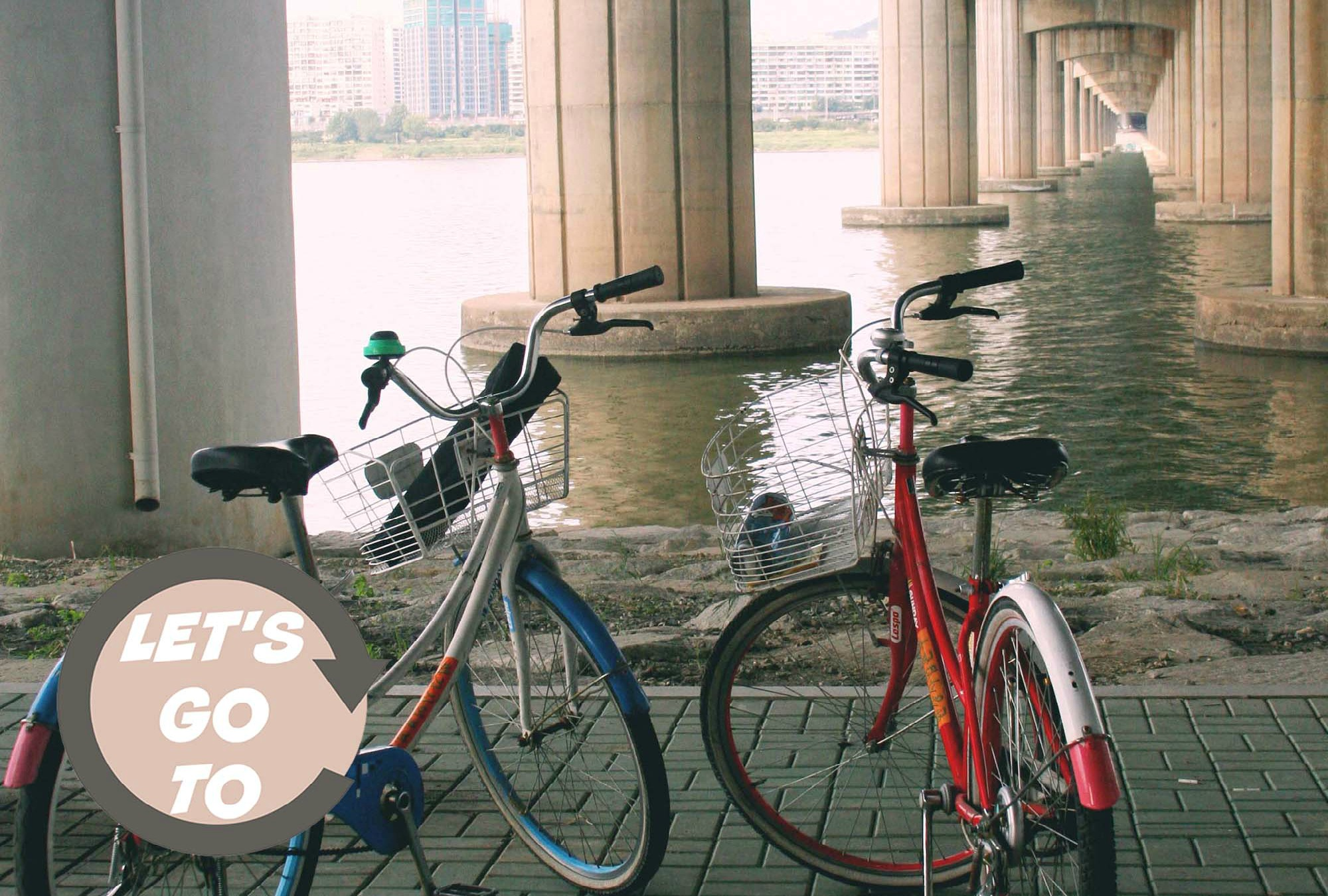 let u0027s go to the han river and rent bikes hedgers abroad