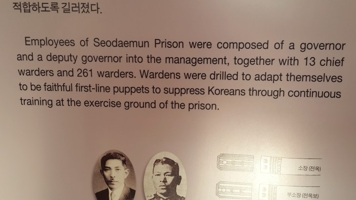 Some info about the prison