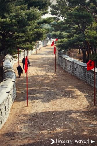 Behind Seonam Ammun