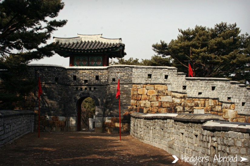 Secret Gate to provide war supplies to the fortress without being caught by the enemy.