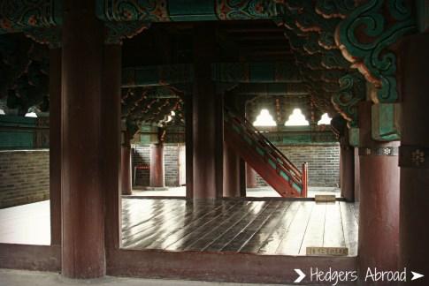 Inside Janganmun