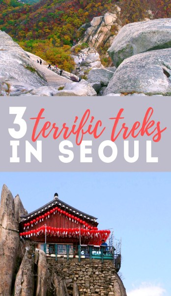 Three Terrific Treks // SEOUL