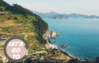 Let's go to... Namhae Island // KOREA
