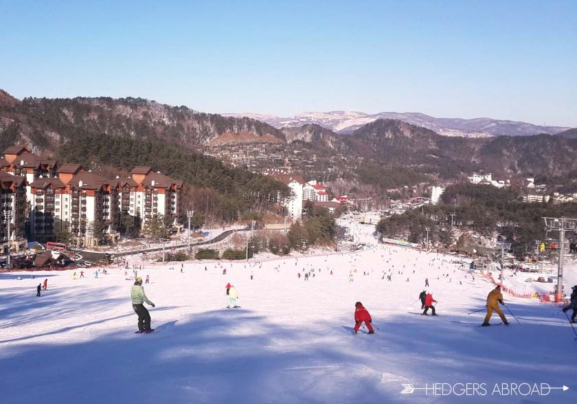 Getaway - Yongpyong