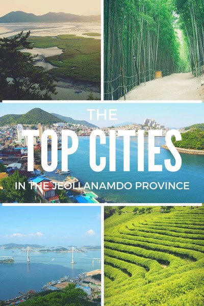 Top Cities in Jeollanamdo // SOUTH KOREA