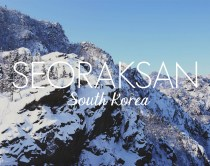 Weekend Getaway - Seoraksan
