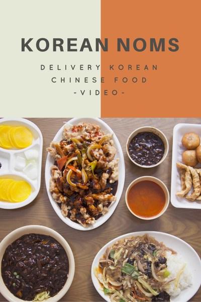 Korean Chinese Take Out Food