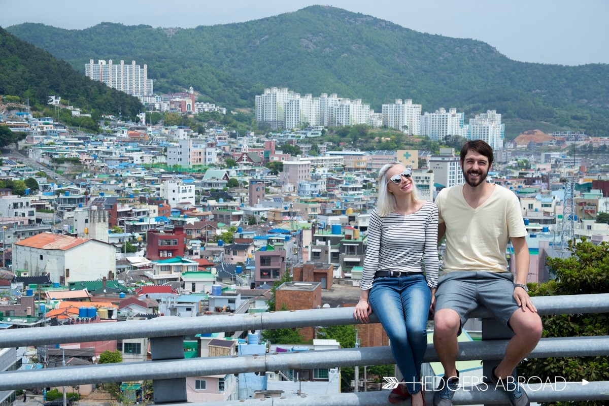 Yeosu City Guide // Angel Alley // South Korea