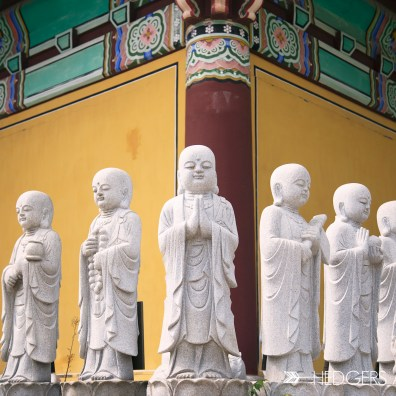 Buddhist for a Weekend // Templestay Programs in Korea