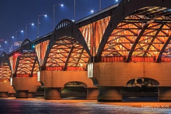 Han River Famous Bridges