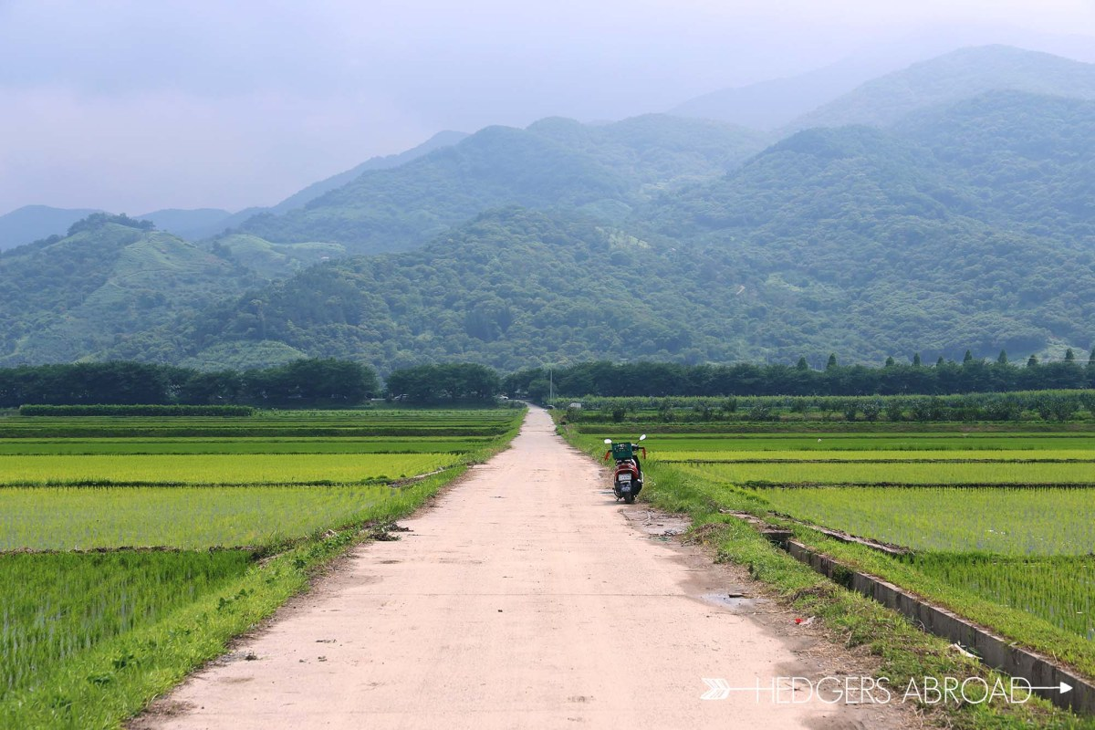 Best Rural Getaways // KOREA