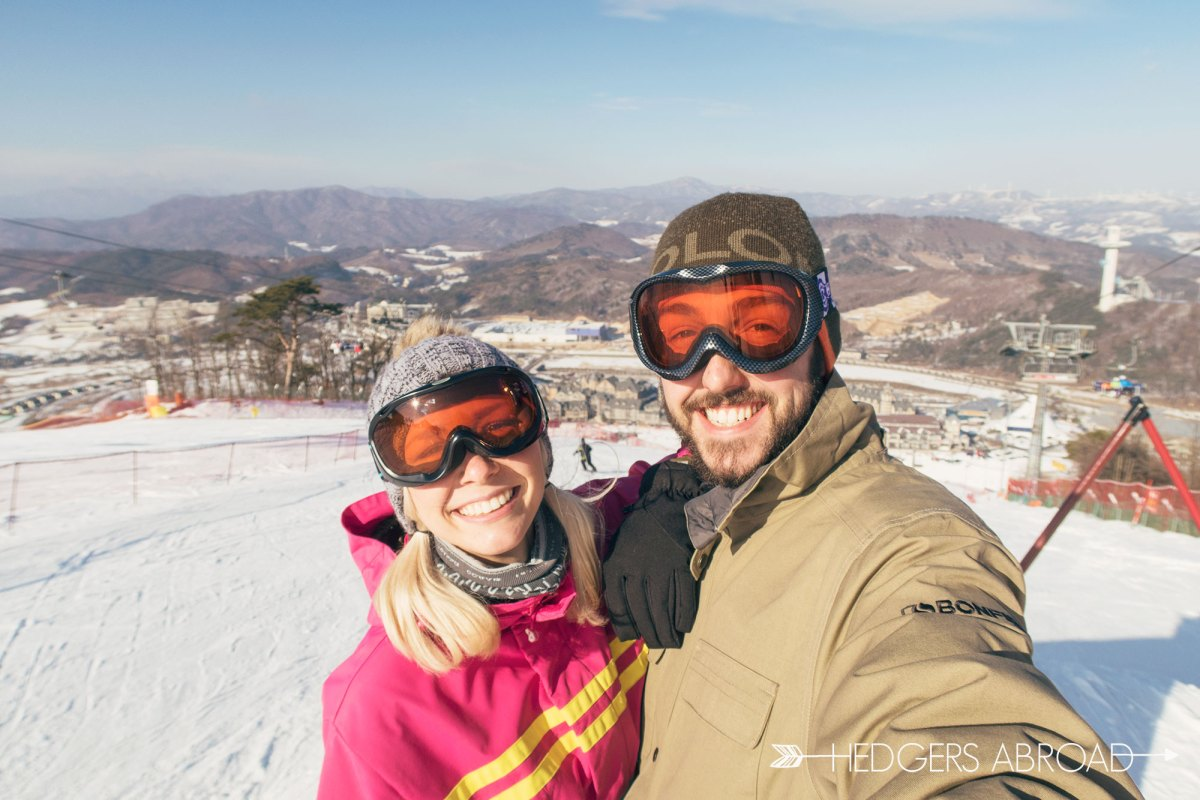 Pyeongchang 2018 Ski Resort // SOUTH KOREA