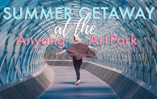 Anyang Art Park Summer Getaway