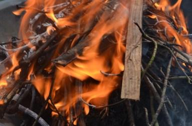Rima's fire!