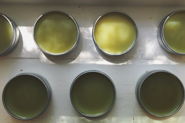 Alchemy Salve Tins Cooling