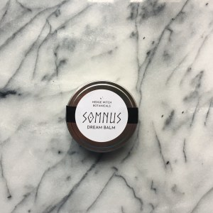 Tin of Somnus Dream Balm