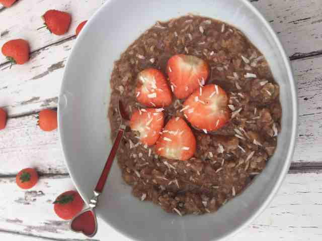 Cauliflower porridge recipe - Image 3
