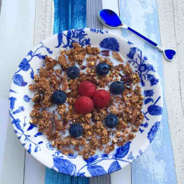 Gingerbread Granola Recipe - Image 5
