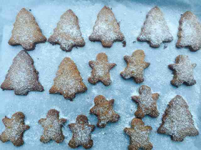 Gingerbread men recipe - Image 5