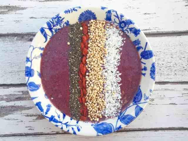 Acai berry bowl recipe - Image 2