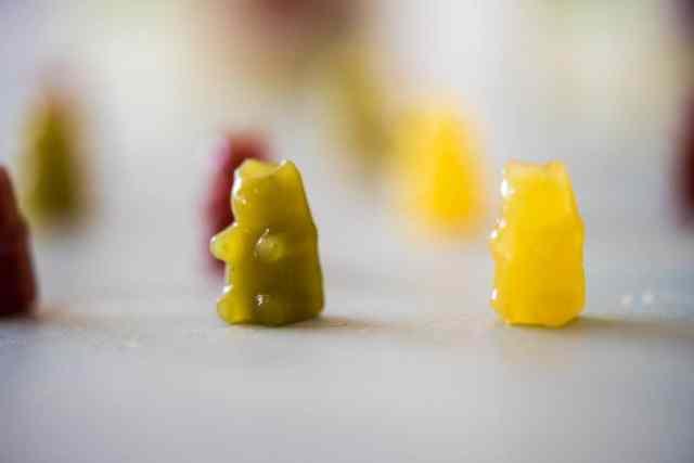 Healthy gummy bears recipe