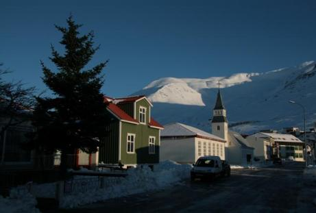 Ólafsfjörður- vetur (Small)