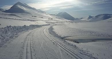 Góð þátttaka í Ólafsfjarðarmóti í skíðagöngu