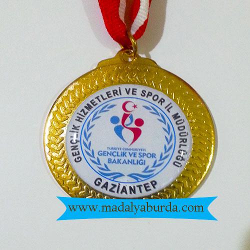 spor madalyası