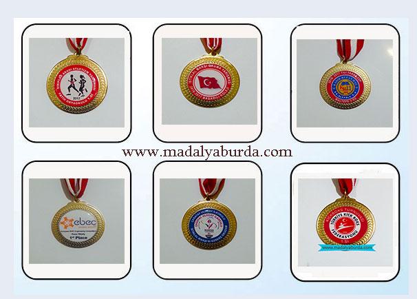 görsel madalya örneği