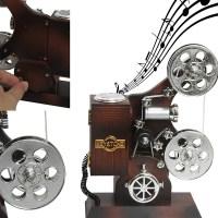 Film Makinesi İsimli Müzik Kutusu