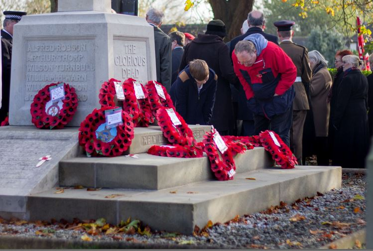 Act of Remembrance - Jayne Arksey