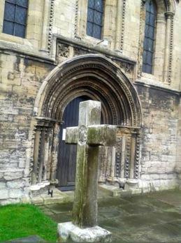 Stone Cross by Janet Bucknall