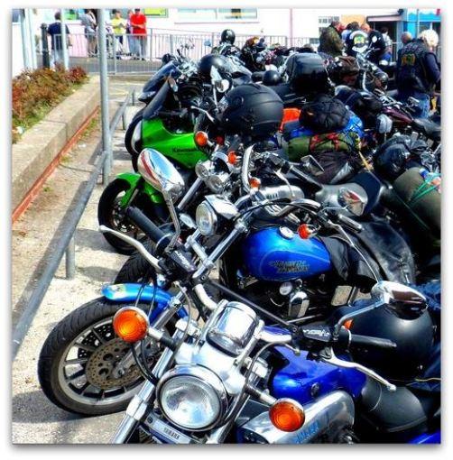 Bikes in Bridlington...