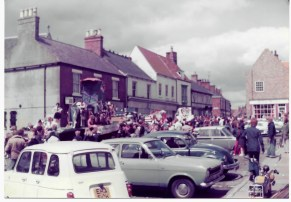 3 Silver Jubilee Parade Hedon 1977 by Tom Bond