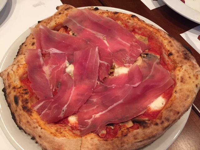 La moderna mIami italian food