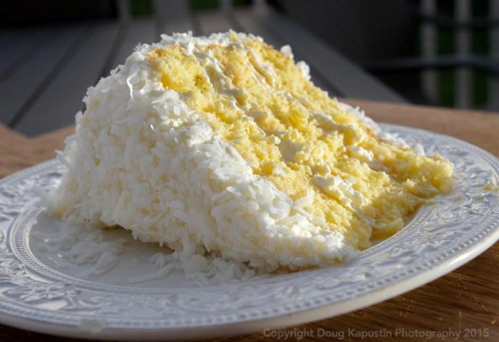 La Madeleine Country French Café Coconut Cake Recipe Hedonist