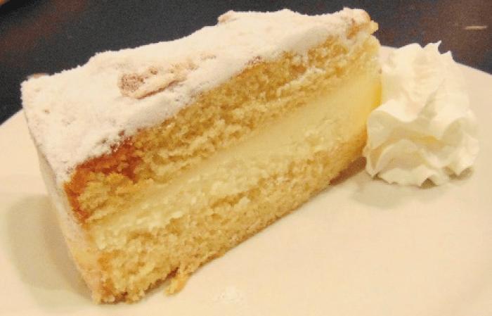 Pie-Tanza Italian Lemon Cake