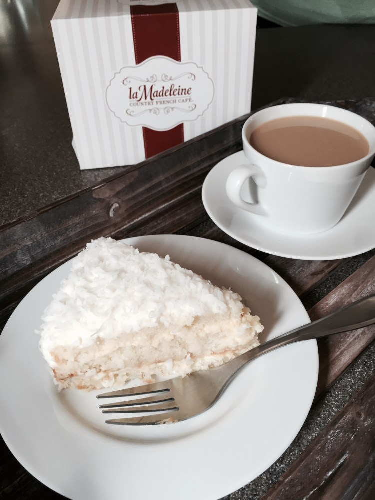 La Madeleine Coconut Cream Cake Recipe
