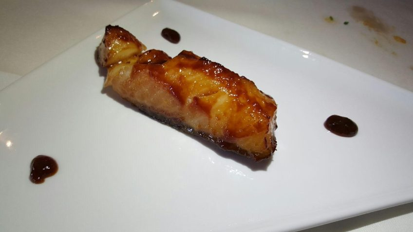 Sweet Miso Black Cod at MesaMar