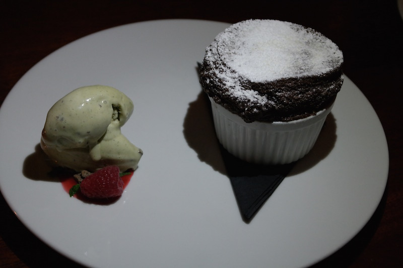 The Dutch Miami Chocolate-Souffle